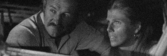 Gene Hackman and Jennifer Warren star in NIGHT MOVES, directed by Arthur Penn for Warner Bros.