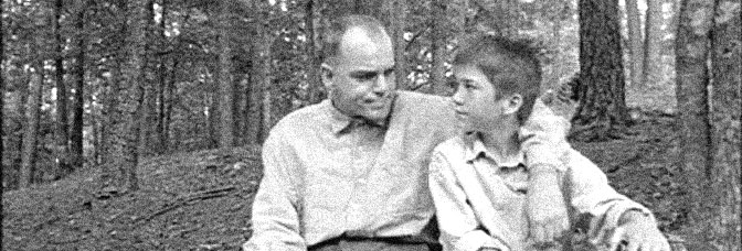 Billy Bob Thornton and Lucas Black star in SLING BLADE, directed by Billy Bob Thornton for Miramax Films.