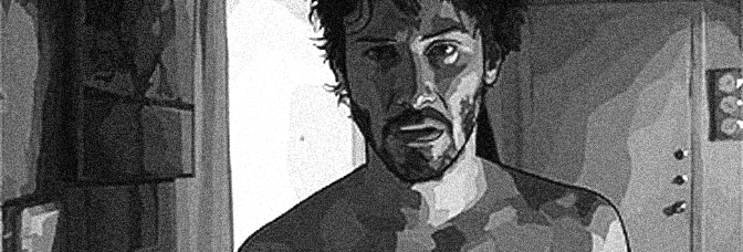Keanu Reeves stars in A SCANNER DARKLY, directed by Richard Linklater for Warner Independent Pictures.