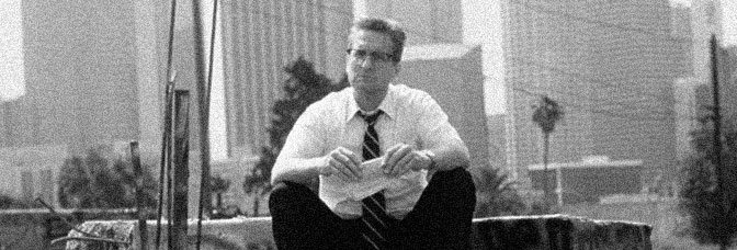 Michael Douglas bunks off in FALLING DOWN, directed by Joel Schumacher for Warner Bros.