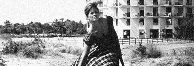 Claudia Cardinale stars in GIRL WITH A SUITCASE, directed by Valerio Zurlini for Titanus.