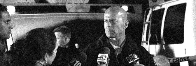 Bruce Willis stars in HOSTAGE, directed by Florent Emilio Siri for Miramax Films.