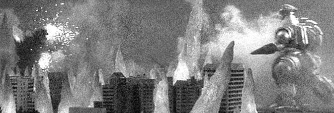 Godzilla vs. Space Godzilla (1994, Yamashita Kensho)