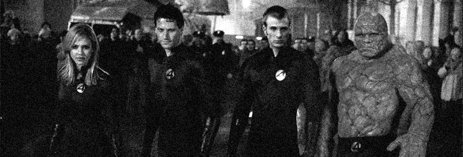 Fantastic Four (2005, Tim Story), the extended cut