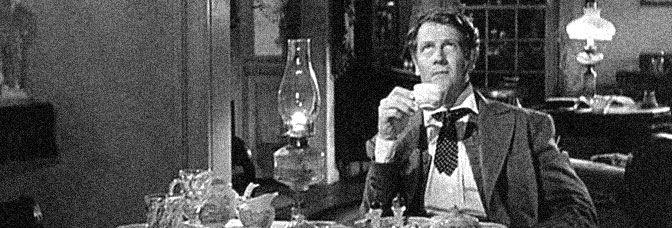 Joel McCrea stars in THE GREAT MOMENT, directed by Preston Sturges for Paramount Pictures.
