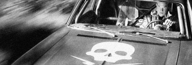Kurt Russell stars in DEATH PROOF, directed by Quentin Tarantino for Dimension Films.