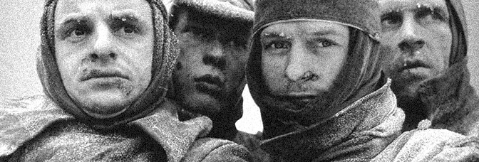 A scene from STALINGRAD, directed by Joseph Vilsmaier for Senator Film.