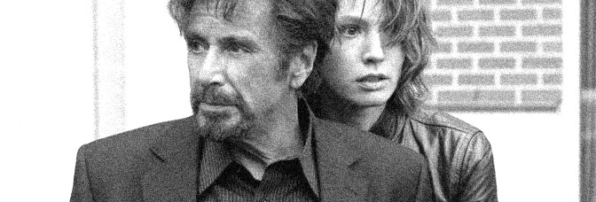 Al Pacino and Alicia Witt star in 88 MINUTES, directed by Jon Avnet for Tri-Star Pictures.