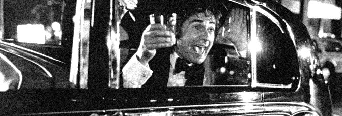Dudley Moore stars in ARTHUR, directed by Steve Gordon for Orion Pictures.