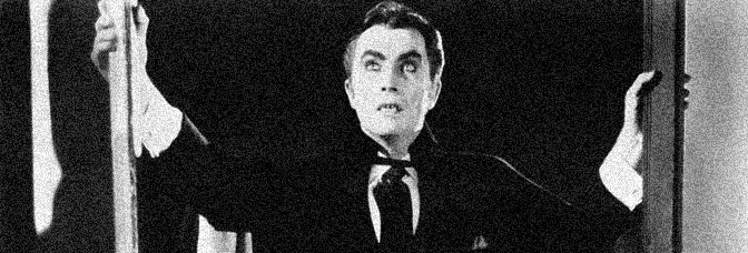 Robert Quarry stars in COUNT YORGA, VAMPIRE, directed by Bob Kelljan for American International Pictures.