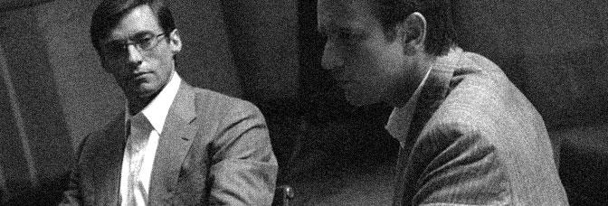 Hugh Jackman and Ewan McGregor star in DECEPTION, directed by Marcel Langenegger for 20th Century Fox.