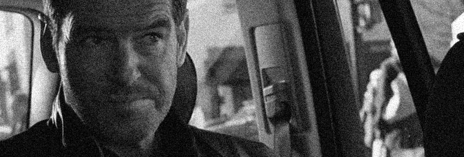 Pierce Brosnan stars in BUTTERFLY ON A WHEEL, directed by Mike Barker for Lionsgate Films.