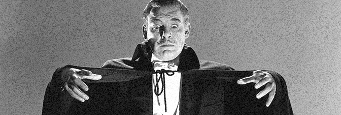 Lon Chaney Jr. stars in SON OF DRACULA, directed by Robert Siodmak for Universal Pictures.