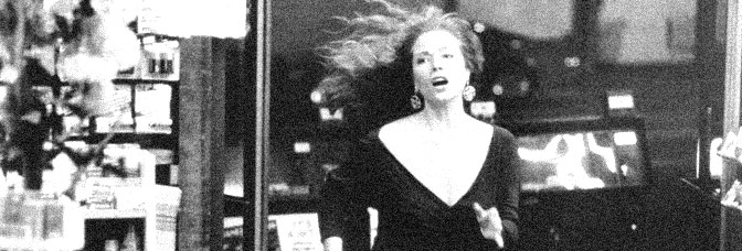 Theresa Russell stars in IMPULSE, directed by Sondra Locke for Warner Bros.