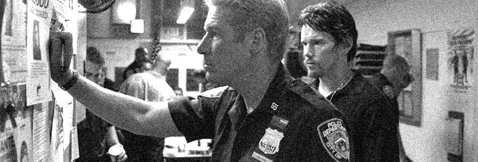 Richard Gere and Ethan Hawke star in BROOKLYN'S FINEST, directed by Antoine Fuqua for Overture Films.
