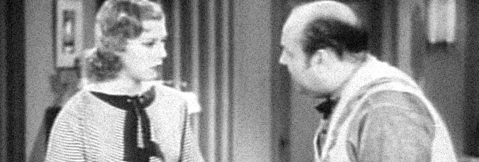 Ginger Rogers and Harvey Clark star in A SHRIEK IN THE NIGHT, directed by Albert Ray for Allied Pictures Corporation.