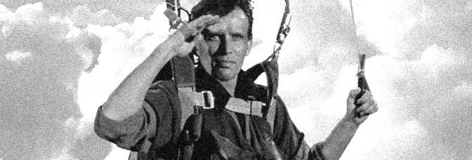 Peter Weller stars in THE ADVENTURES OF BUCKAROO BANZAI ACROSS THE 8TH DIMENSION, directed by W.D. Richter for 20th Century Fox.