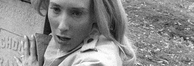 Judith O'Dea stars in NIGHT OF THE LIVING DEAD, directed by George A. Romero for The Walter Reade Organization.