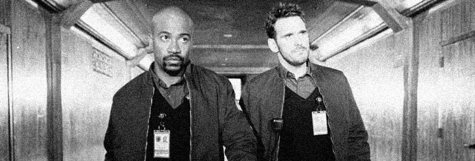 Columbus Short and Matt Dillon star in ARMORED, directed by Nimród Antal for Screen Gems.