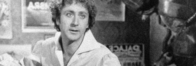 Gene Wilder stars in THE ADVENTURE OF SHERLOCK HOLMES' SMARTER BROTHER, directed by Gene Wilder for 20th Century Fox.