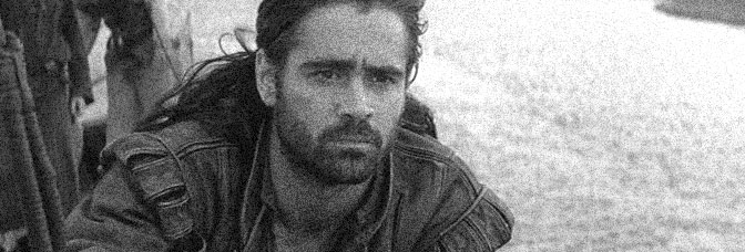 Colin Farrell stars in THE NEW WORLD, directed by Terrence Malick for New Line Cinema.