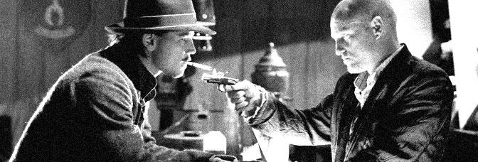 Josh Hartnett and Woody Harrelson star in BUNRAKU, directed by Woody Harrelson for Arc Entertainment.