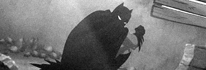 A scene from BATMAN: YEAR ONE, directed by Sam Liu and Lauren Montgomery for Warner Premiere.
