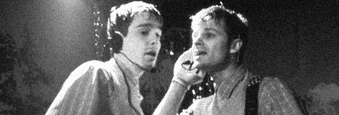 Sam Rockwell and Steve Zahn star in SAFE MEN, directed by John Hamburg for October Films.