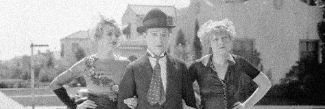 Harry Langdon stars in SATURDAY AFTERNOON, directed by Harry Edwards for Pathé Exchange.