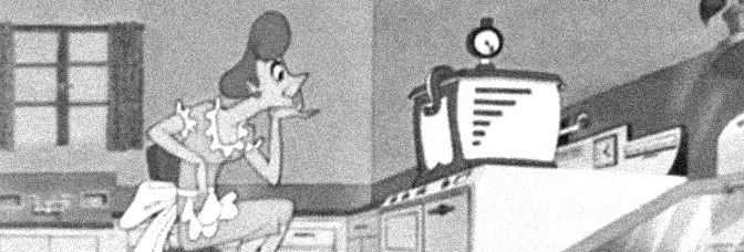 The House of Tomorrow (1949, Tex Avery)