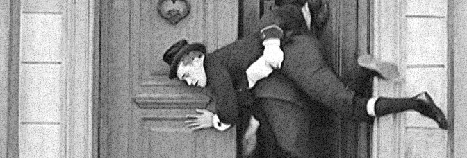 A scene from PIE-EYED, directed by Scott Pembroke and Joe Rock for Selznick Distributing Corporation.