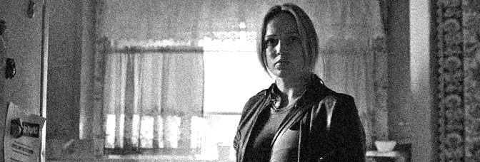 Caity Lotz stars in THE PACT, directed by Nicholas McCarthy for IFC Films.