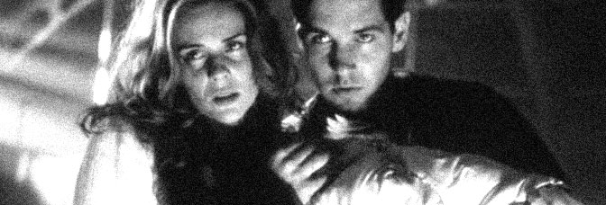 Marianne Hagan and Paul Rudd star in HALLOWEEN: THE CURSE OF MICHAEL MYERS, directed by Joe Chappelle for Dimension Films.