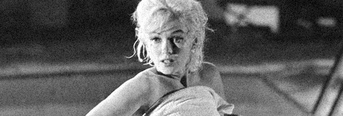 Marilyn Monroe stars in SOMETHING'S GOT TO GIVE, directed by George Cukor for Fox Home Video.