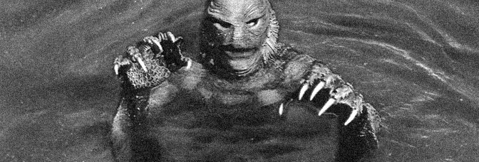 Creature from the Black Lagoon (1954, Jack Arnold)