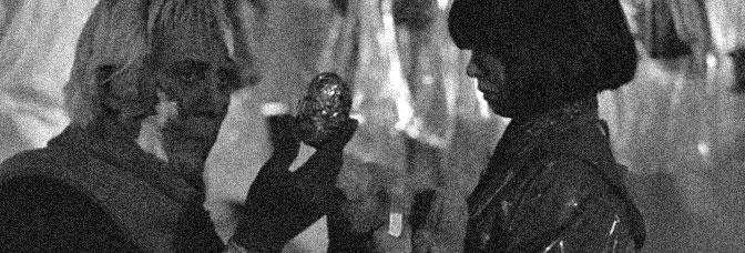 A scene from GEOMETRIA, directed by Guillermo del Toro.