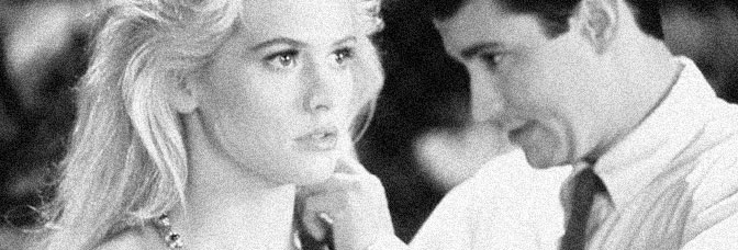 Kristy Swanson and William Ragsdale star in MANNEQUIN: ON THE MOVE, directed by Stewart Raffill for 20th Century Fox.