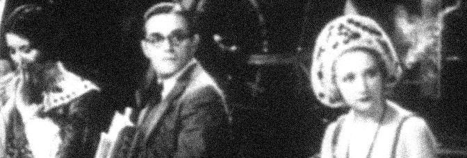The Studio Murder Mystery (1932, Joseph Henabery)
