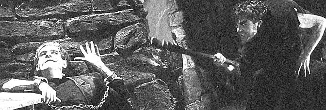 Frankenstein (1931, James Whale)