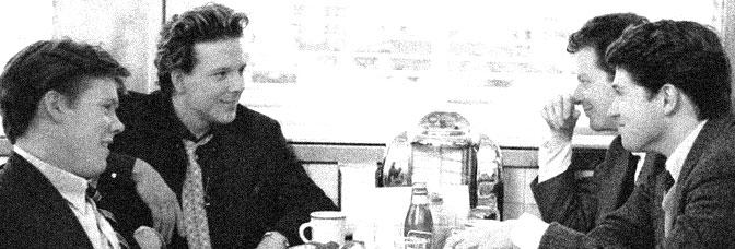 Diner (1982, Barry Levinson)