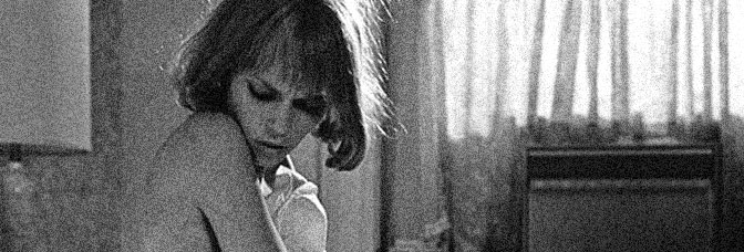 Mia Farrow stars in ROSEMARY'S BABY, directed by Roman Polanski for Paramount Pictures.
