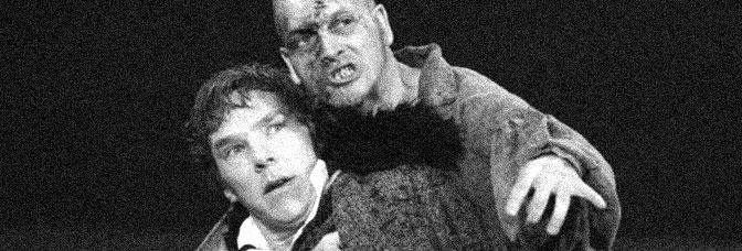 Frankenstein (2011, Danny Boyle), the second version
