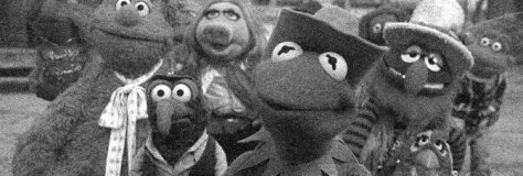 A scene from THE MUPPET MOVIE, directed by James Frawley for Associated Film Distribution.