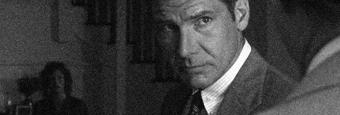 Harrison Ford stars in PRESUMED INNOCENT, directed by Alan J. Pakula for Warner Bros.