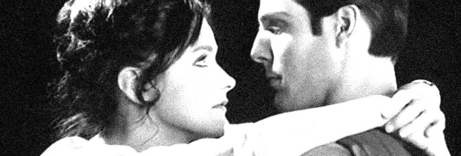 Margot Kidder and Christopher Reeve star in SUPERMAN, directed by Richard Donner for Warner Bros.