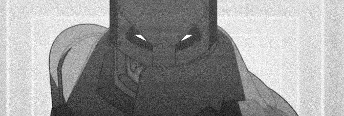 He'll be bat! Get it, he'll be bat? Batman in BATMAN VERSUS THE TERMINATOR, animated by Mitchell Hammond.