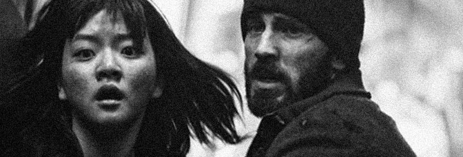 Ko Ah-sung and Chris Evans star in SNOWPIERCER, directed by Bong Joon-ho for CJ Entertainment.