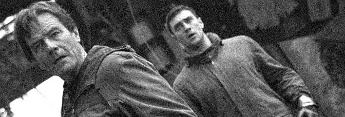 Bryan Cranston and Aaron Taylor-Johnson star in GODZILLA, directed by Gareth Edwards for Warner Bros.