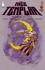 The Mice Templar Volume II: Destiny #4