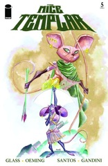 The Mice Templar Volume II: Destiny #5